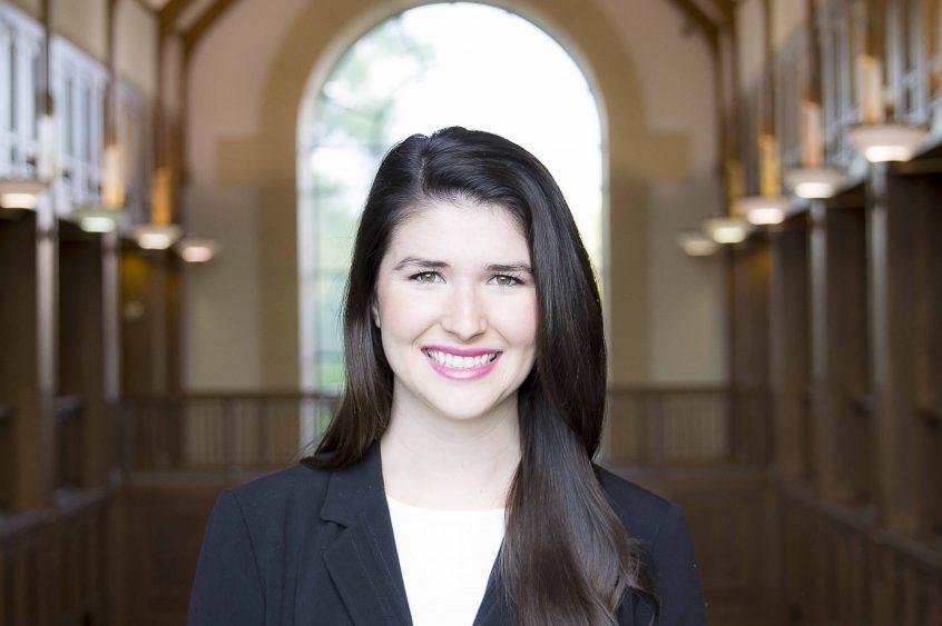 Scholarship Highlights - Madeline Coffey