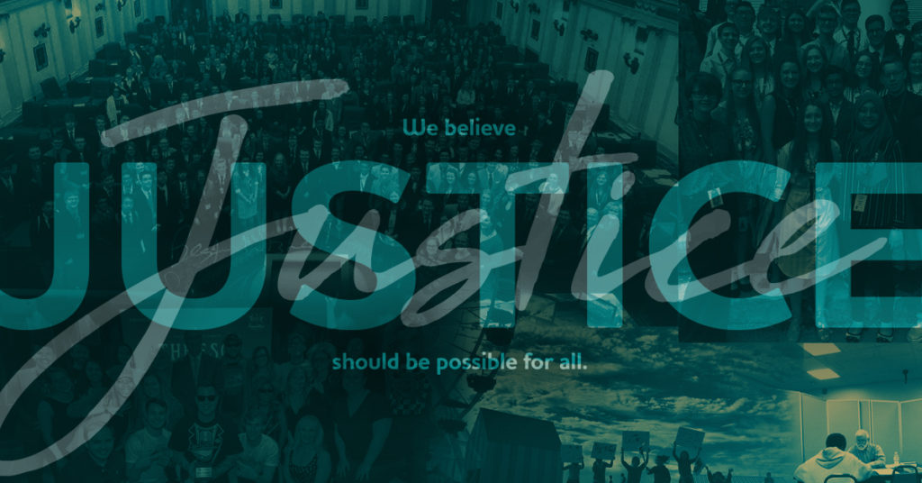 We believe justice should be possible for all.